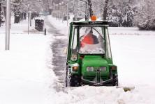 OBAVIJEST - Obveza čišćenja snijega
